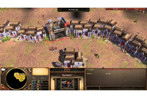 Download Age of Empires III: The Asian Dynasties | GO-EZ.NET