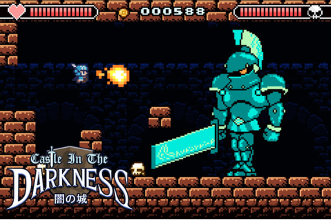 Castle in the Darkness review: a new classic platformer ...