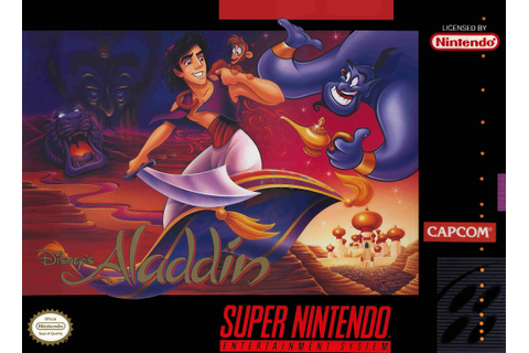 Aladdin - Game Grumps Wiki