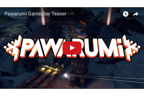 Gamasutra - Press Releases- Pawarumi: an epic shmup to
