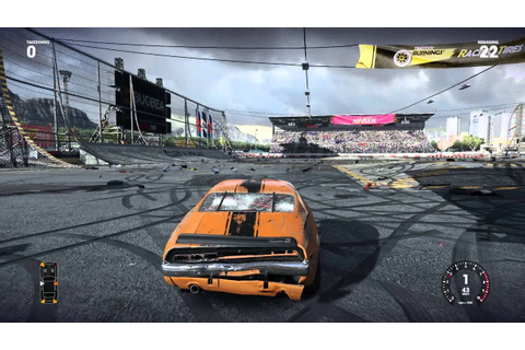 Next Car Game (Flatout 4) - YouTube
