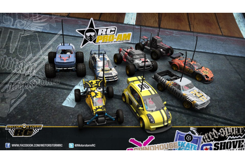 MotorStorm RC Pro-Am Expansion Pack Review - Just Push Start