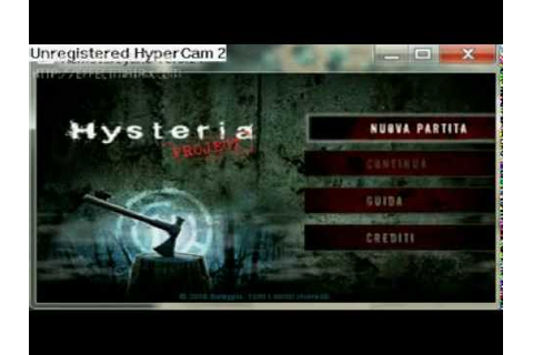 [PSP]Hysteria Project - Gameplay - YouTube