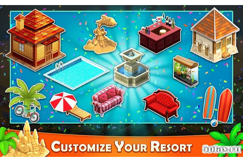 Скачать Resort Tycoon - Hotel Simulation Game / Курортный ...