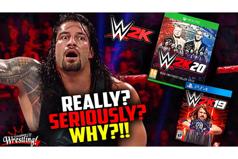 WWE 2K19 & WWE 2K20 Confirmed To be Amazing! - YouTube
