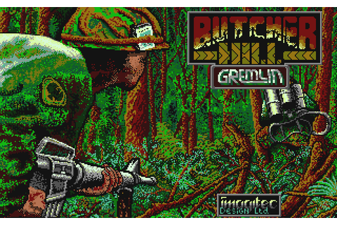 Butcher Hill (1989) by Imagitec Design Atari ST game