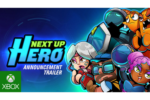 Next Up Hero Xbox One Announcement Trailer - YouTube