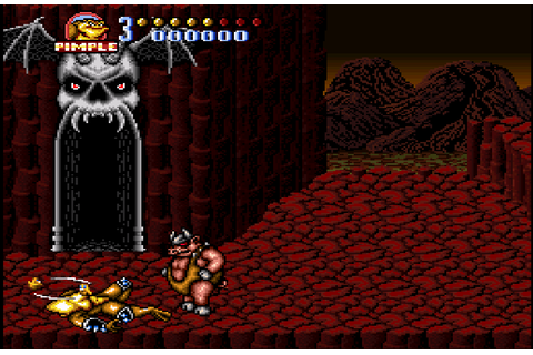 Battletoads in Battlemaniacs (Europe) ROM