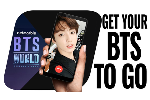 BTS Mobile game to be released - BTS World | Mobirum Game ...