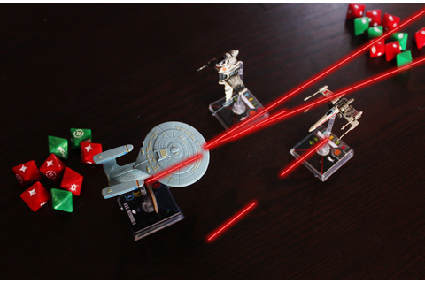 Review: Star Wars: X-Wing & Star Trek: Attack Wing