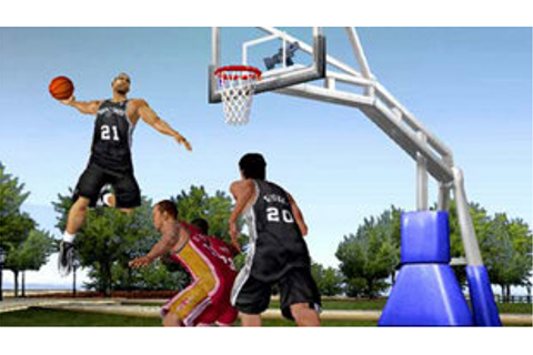 NBA Ballers®: Rebound™ Game | PSP - PlayStation