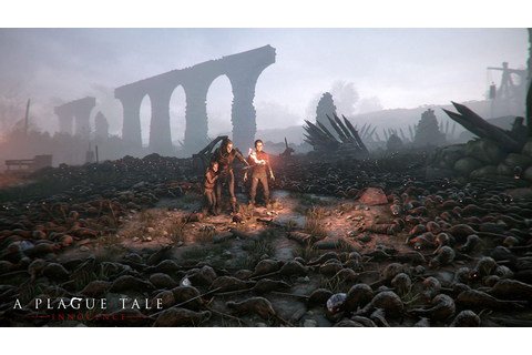 A Plague Tale: Innocence - 16 Minutes Of Uncut Gameplay ...