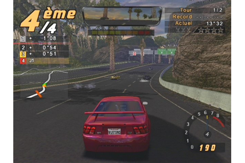 Need for Speed : Poursuite Infernale 2 (Jeu GameCube ...