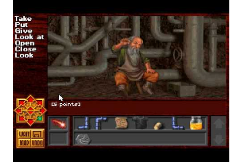 [Old Games] Death Gate (PC) - Gameplay - YouTube