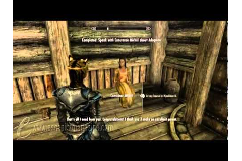 The Elder Scrolls V: Skyrim - Hearthfire Review - YouTube