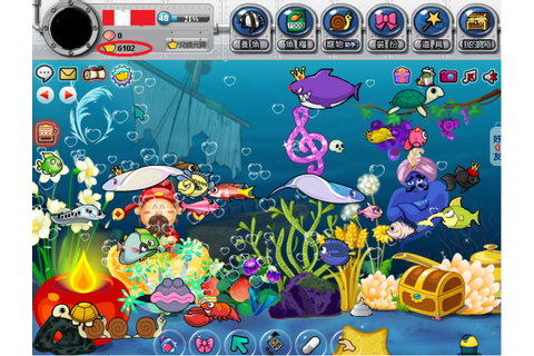 Games Like Aqua Pets - Virtual Worlds for Teens