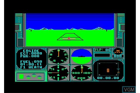 Listing of Amstrad CPC games starting with the letter a ...