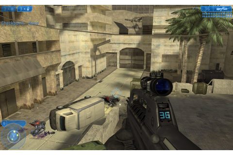 Halo 2 PC Game Free Download - Ocean Of Games
