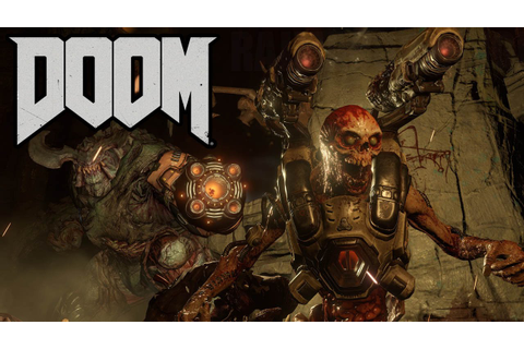 DOOM 4 - Welcome to Hell Gameplay @ E3 2015 (60fps) TRUE ...