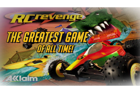 THE GREATEST GAME OF ALL TIME! | RC Revenge - YouTube