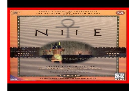 Nile - An Ancient Egyptian Quest 1997 PC - YouTube