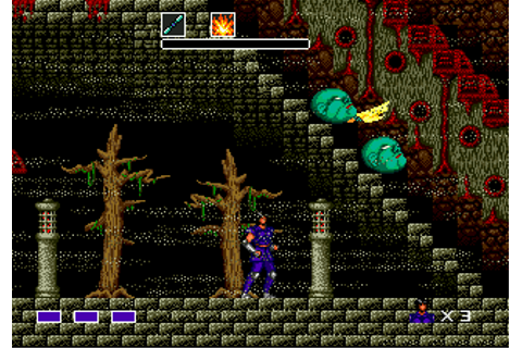 Download Mystic Defender (Genesis) - My Abandonware