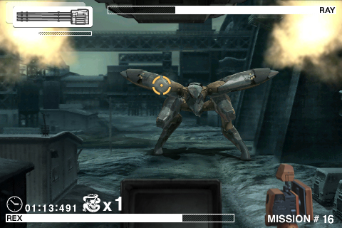 METAL GEAR SOLID TOUCH (US) download - iOS game app ...
