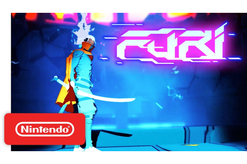 Furi Trailer - Nintendo Switch - YouTube