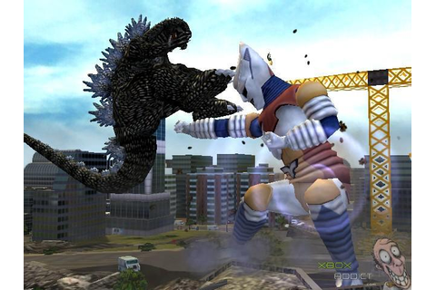 Godzilla: Save the Earth (Original Xbox) Game Profile ...