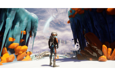 Journey to the Savage Planet Gets New Screenshots and ...
