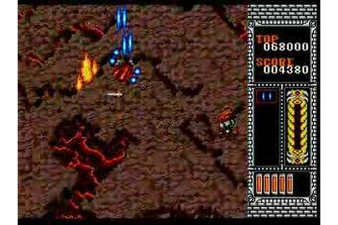 Elemental Master - Sega Megadrive/Genesis - Level 1 - YouTube