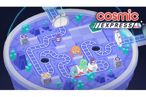 Cosmic Express Free Download Full Version PC Game Setup