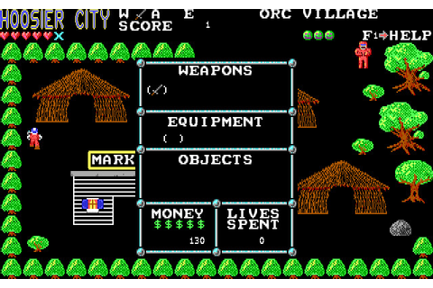 Скриншоты Hoosier City на Old-Games.RU