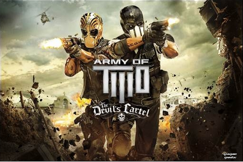 Army of TWO Le Cartel du diable : OverKill | Games & Geeks