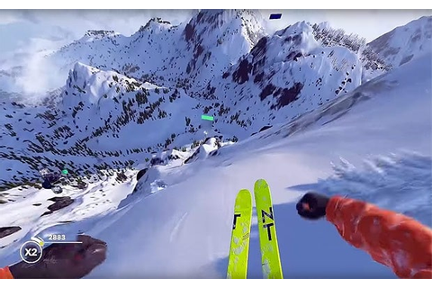 Experience extreme winter sports without the risk with new ...