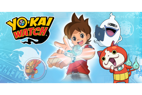 YO-KAI WATCH® | Nintendo 3DS | Games | Nintendo