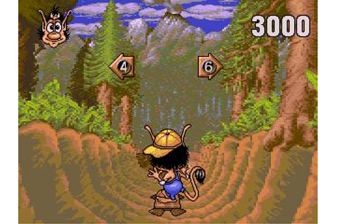 Hugo Download (1995 Arcade action Game)