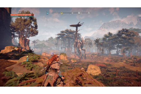 Horizon Zero Dawn is the best robot-safari adventure game ...
