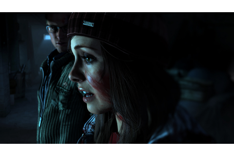 Until Dawn: 10 minutes of PS4 horror game creep out of EGX ...