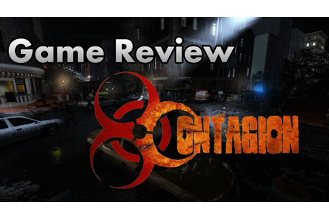 Contagion - Zombie Game Review - YouTube