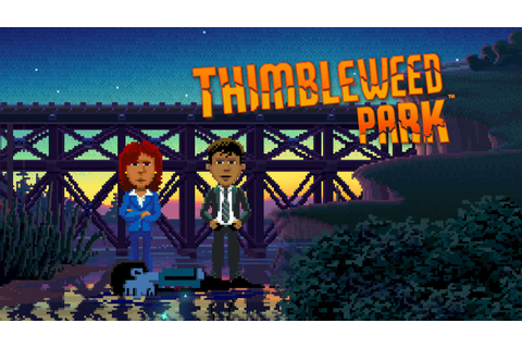 Thimbleweed Park Review (Switch)