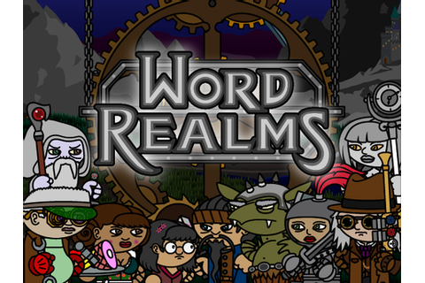 Word Realms by Asymmetric —Kickstarter