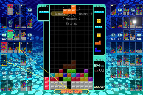 Tetris 99 on Switch manages to make the classic game more ...