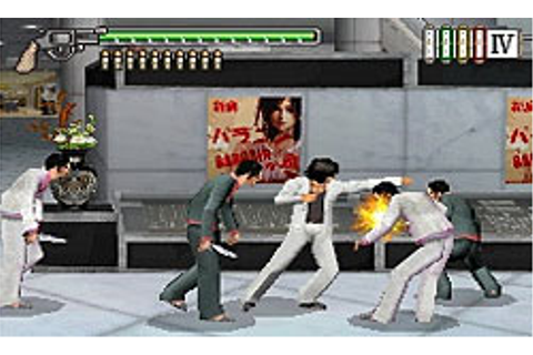 Tokyo Beat Down Review for Nintendo DS