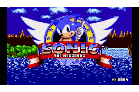 Sonic The Hedgehog Genesis (Game Boy Advance) - Audio ...