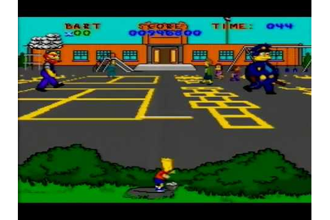 (Part 4) Virtual Bart (SNES) | Sniper Bart (Tomato & Egg ...
