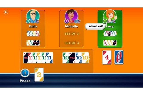 Official Phase 10 Card Game now Available on Windows Store