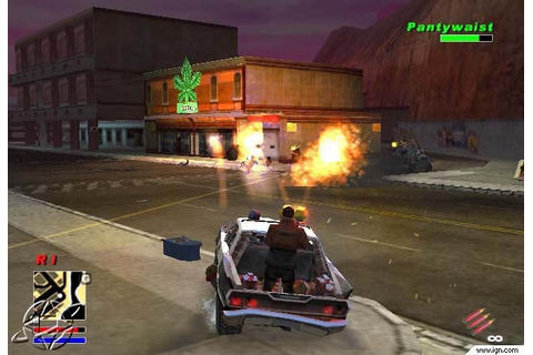 RoadKill Screenshots, Pictures, Wallpapers - PlayStation 2 ...