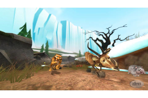 Ice Age 3: Dawn of the Dinosaurs (video game) | Ice Age 3 ...