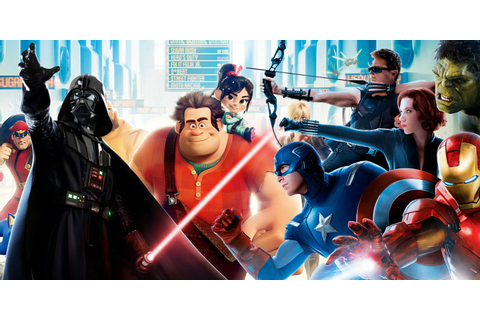 Wreck-It Ralph 2 Features Marvel & Star Wars Character Cameos